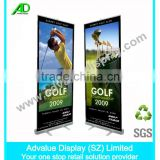 advertising exhibition pop up display banner stand