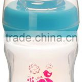 baby bottle manufacturers Bpa free feeding baby bottle with Straw 100% BPA free Baby Bottle Made In China