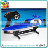 Best gift for kids rc boat trailer radio control boat for fishing bait boat hulls