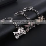 2016 Stylish Coin Holder Chain Motorbike Chain Pendants Cool Keychain For Men