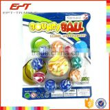 Whoelsale bouncing ball for vending machine kids funny high bounce ball with top quality