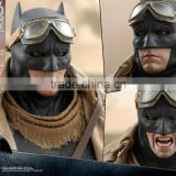 Batman military 1/6 pvc prototype sculpture action figures/realistic human prototype sculpture/OEM welcome