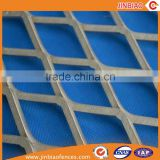 hot sale steel grating use expanded mesh sheet thick floor mesh