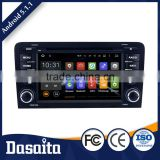 Cheap 7 inch OBD2 android audio navigation system dvd gps car dvd audio for Audi A4 S4 RS4