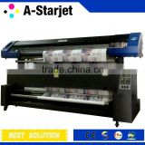 Large Format Printer, 1.8M A-Starjet Digital Textile Sublimation Printer, Eco-solvent/Water base 7703