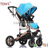 Made in China OEM Quality Wholesale Luxurious Baby Pushchair Walker/Perfect Jogger Pram Stroller for Baby