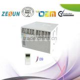 12000 BTU 1 Ton Horsepower 220-240V/50HZ R22 Portable Window Type Room General Chinese Air Conditioner AC Wholesale