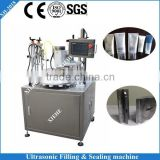 Price Ultrasonic Plastic Tubes Automatic Sealing Machine for Cosmetic and Pharmaceutical Industry