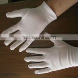 ceremony military band cotton gloves masonic sword cotton gloves