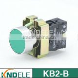 flat momentary spring return push button switch , XB2-BA