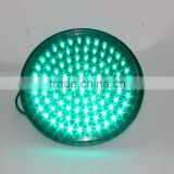 New arrival waterproof factory price 300mm green led light traffic cone on sale