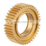 Custom high precision small pinion gear made by Dongguang Sanma