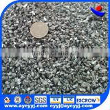 anyang suply high quality calcium silicon/sica alloy lump/powder for steelmaking