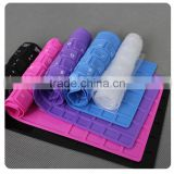 colorful silicone case of keyboard