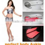 LED pdt therapy beauty equipment Skin Fresh Collagen therapy tanning bed Anti-Ageing treatment light