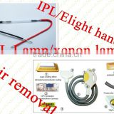 Stable quality high porformance ipl handpiece with big spot size 15*50mm