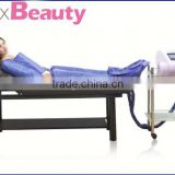Slim sauna suit air pressure leg massager/lymphatic drainage equipment/far infrared therapy body suit with blanket M-S1