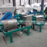 best quality industrial biogas slurry dewatering machine screw dung manure extruding dewatering machine