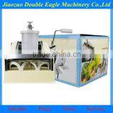 chinese home use stainless steel manual dumpling maker machine / multifunction dumpling making machine