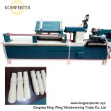 Full automatic small wooden handle making machine cnc wood lathe