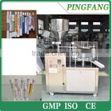 KPLG-40 Semi automatic Aluminum Tube making Filling & Sealing Machine