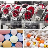 Factory sale mini pill press tablet manufacturing machines/ TDP-1.5 tablet making machine
