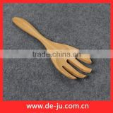 Hotsale Safe Cooking Tools Bamboo Ladle Cute Spoon