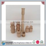 2015 year china suppliers selling FSC fancy wedding decorative wooden carved candle gift holder for made in china
