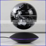 China Regional Feature Bottom magnetic floating rotating world globe