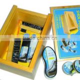factory hotel welcome cheap OEM grey shoe polish suppliers