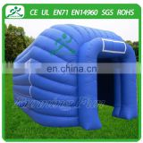 High quality custom china blue inflatable tent manufacturers for event use, inflatable advertising tent