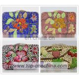 Crystal evening clutch bags/stone cluth bags/clutch evening wedding favor bags