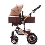 Wholesale popular EN1888 approved baby stroller 3 in 1 baby buggy stroller