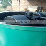 Factory price high quality grinding wheel charcoal mixer for sale