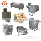Whole Complete Cashew Cooking Kernel Grading Shelling Separating Machine Cashew Nut Processing Line