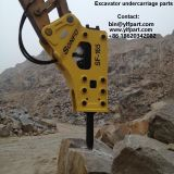 New wheel excavator attachment sooson drill machine hydraulic hammer rock breaker price