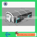 25m*15m marquee tent giant inflatable tennis court inflatable big tent for party wedding