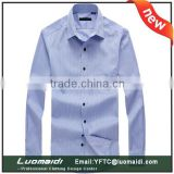 2015 latest shirt designs for man/low MOQ cotton man shirt/ casual shirt with manufacture price                                                                         Quality Choice