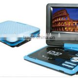 FASHION <b>7</b>&#39;&#39;<b>PORTABLE</b> <b>DVD</b> PLAYER WITH TV FM USB PORATBLE <b>DVD</b> PLAYER