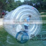 water roller water toys water rides inflatable for children and adults