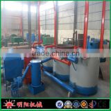 Hoist type ISO CE Mingyang brand wood sawdust biofuel barbecue charcoal briquette making machine 008615039052281