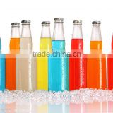 Full automatic 3 in 1 small bottle carbonated drink filling machine