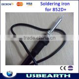 Hottest Soldering Iron, Tips Heaters for Soldering Station for 852D+ 898D solder station, electric iron