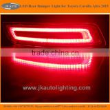 Latest Multifunctional LED Rear Bumper Lights for Toyota Corolla Altis Super Quality LED Tail lights for Toyota Corolla Altis
