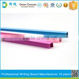 Colourful PVC poster frame Edging for board
