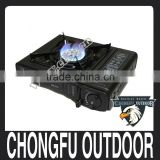 New hot Portable Single Burner Butane Gas Camping Stove w/ Hard Case alibaba supplier                                                                         Quality Choice