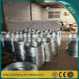 22 gauge High Zinc Coated Galvanized Iron wire/Galvanized Binding Wire(Guangzhou Factory)