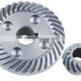 gears of aluminum body 100mm angle grinder of power tools