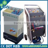 Gas refrigerator filling R134a recovery machine CMEP6000 a/c refrigerant recovery recycling machine
