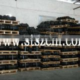 excavator spare parts, PC400-7 track roller, carrier roller, front idler, sprocket, track link, track shoe, part